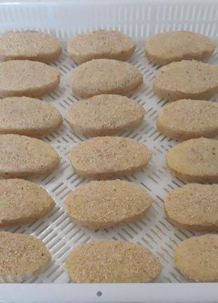 Зразы картофельные с грибами (ручная работа) / чепиліївкапродукти