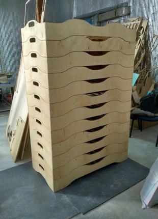 Детская кровать Монтессори, кроватка для детского сада от прои...