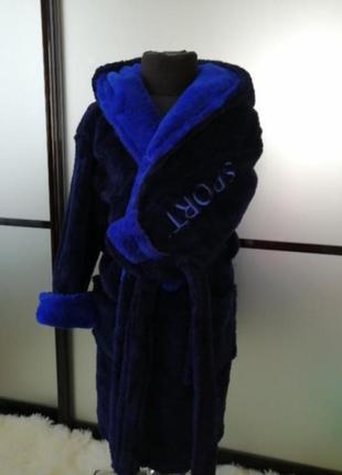 Детский махровый халат для мальчика,в наличии размеры,расцветк...