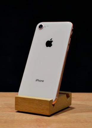 Продам iPhone 8 gold 64 gb, комплект, стан відмінний, все працює