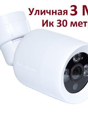 Видеокамера XW-336STD interVision 3Mp камера видео наблюдения ...
