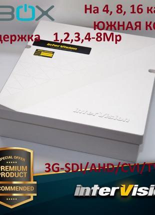 Видео регистратор на 4,8,16 камер видеонаблюдения видеорегистр...