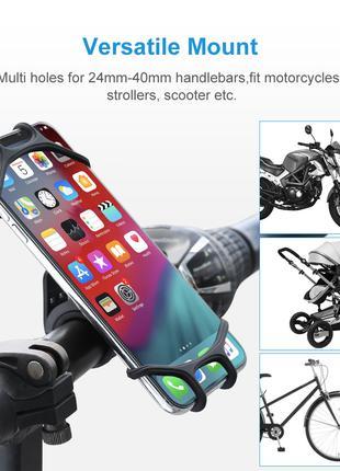 Держатель телефона для велосипеда,мотоцикла,каляски