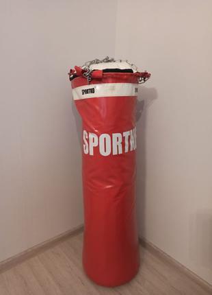 Груша. Боксерский мешок
