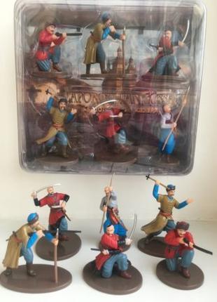 Солдатики,Запорожские казаки
