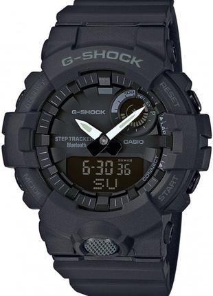 Часы Casio G-Shock GBA-800-1AER Bluetooth, НОВЫЕ, ОРИГИНАЛ!