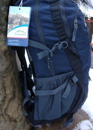 трекинговый Вело-рюкзак LEADHAKE 40 L с дождевиком