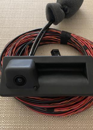 Камера заднего вида Skoda Octavia A7 VW Tiguan 5NA Audi A3