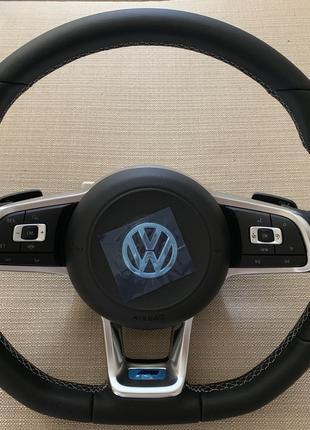 руль R-line VW Golf Passat Tiguan