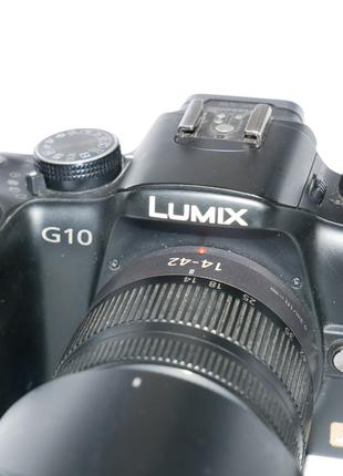 Panasonic Lumix DMC - G10