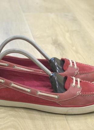 Timberland женские туфли кожа оригинал sale !!!!