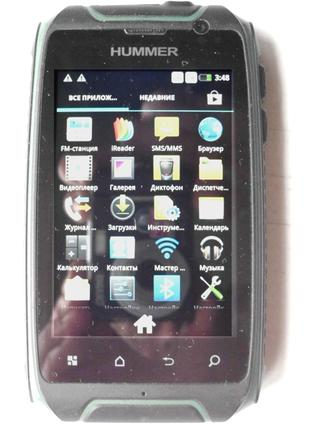 Смартфон Хаммер продам мобільник Hummer H1+ sim МТС в подарунок