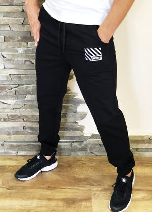 Спортивные штаны Off-White black
