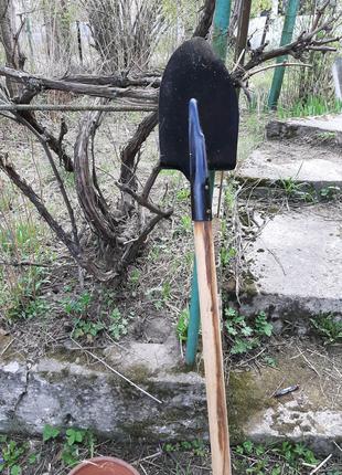 Лопата новая СССР лкм