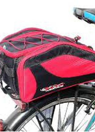 Велосумка TATU-BIKE на багажник В3418