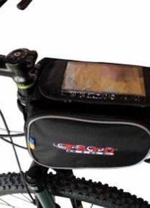 Велосумка TATU-BIKE на раму В715