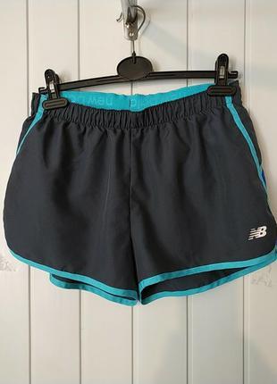 Женские короткие брендовие шорти спорт оригинал nb
