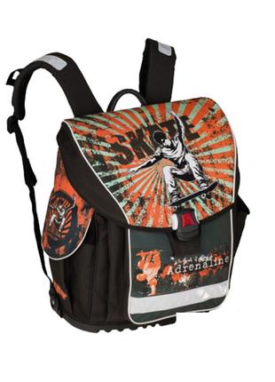 Каркасный рюкзак для школы книги в подарок
