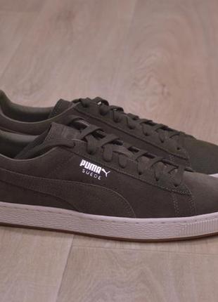 Puma suede classic мужские кроссовки замша оригинал новые весн...