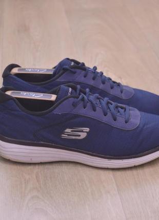 Skechers мужские кроссовки оригинал весна лето