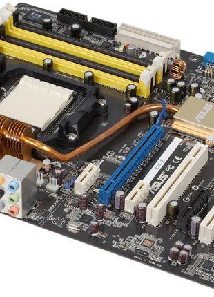 Материнская плата Asus M2N-E (AM2+, DDR2, nForce 570 Ultra, PC...