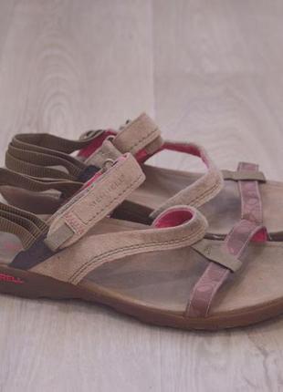 Merrell сандалии женские лето оригинал женская обувь