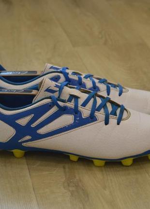 Adidas мужские бутсы белые оригинал футбол