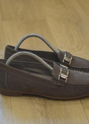 Ara женские туфли лоферы мокасины кожа оригинал германия sale!
