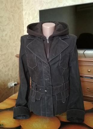 Кожаная куртка authentic