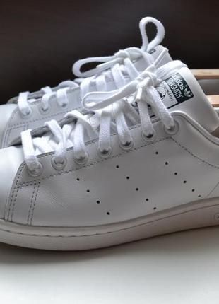 Adidas stan smith 41.5р кроссовки кожаные