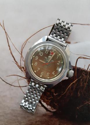 Часы командирские восток ссср советские 921855 десантник вдв