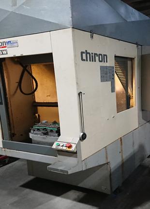 Фрезерный станок с ЧПУ  CHIRON FZ-08W