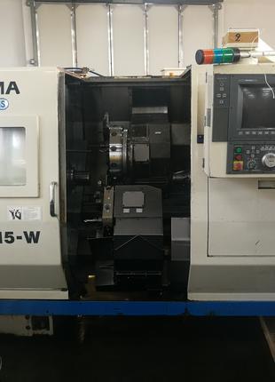 Токарный станок с ЧПУ OKUMA LU 15 W