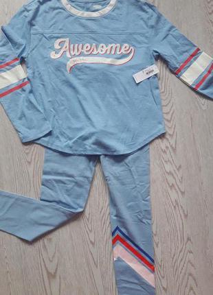 Спортивный костюм OldNavy / GAP для девочки ростом 128-134 см
