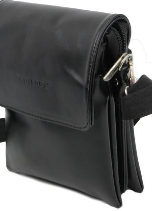 Небольшая сумка через плечо из искусственной кожа Wallaby 206247