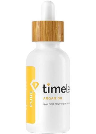 Знаменитое 100% аргановое масло timeless argan oil pure, 60 мл
