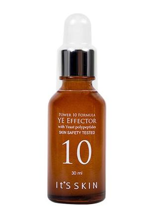 Сыворотка с экстрактом дрожжей it's skin power 10 formula ye e...