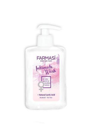 Гель для интимной гигиены Farmasi