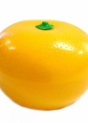 Осветляющий крем для рук tony moly tangerine whitening hand cream