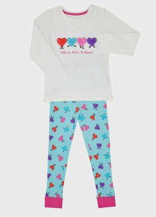 Пижамка на девочку от dunnes stores на 5-6 лет
