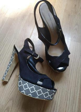 Туфли босоножки сандалии Dorothy Perkins