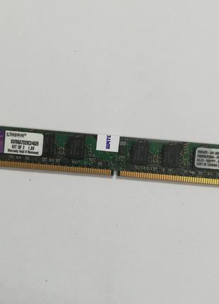 Оперативная память DDR2 4gb(2x2)