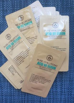 Сыворотка с гиалуроновой кислотой purito pure hyaluronic acid ...