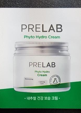 Увлажняющий крем для лица prelab phyto hydro cream