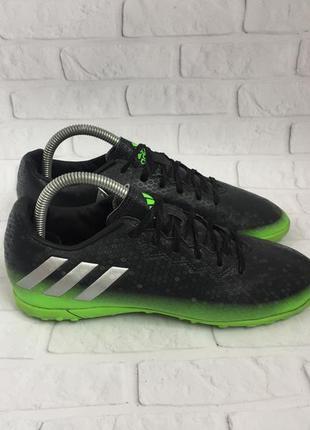 Сороконожки adidas messi 16.4 многошиповки бампы футзалки футб...