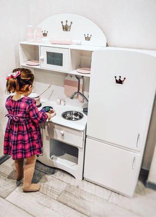 Кухня для девочки , игровая кухня