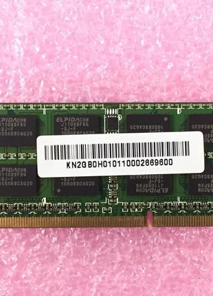 ОЗУ DDR3 1333 2GB