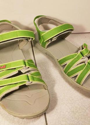 Teva детские босоножки сандалии на девочку 35 р 22 см оригинал