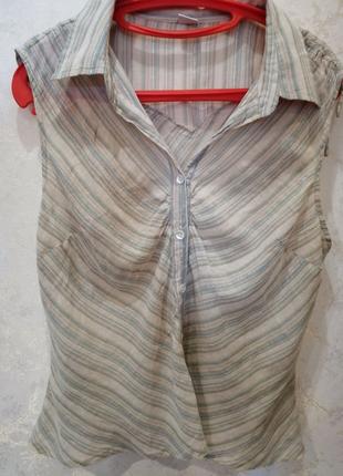 Очень красивая летняя блуза