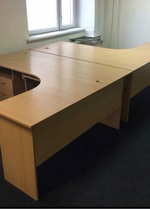 Офисные угловые столы
